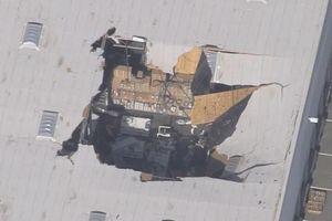 Chiến đấu cơ F-16 rơi ở Mỹ