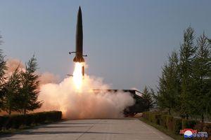 Mỹ xác định Triều Tiên có tên lửa đạn đạo tầm ngắn mới