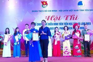 Tuổi trẻ Yên Bái tổ chức Hội thi kể chuyện về Bác Hồ