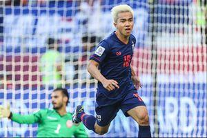 Tuyển Thái Lan nhận tin vui trước thềm King's Cup