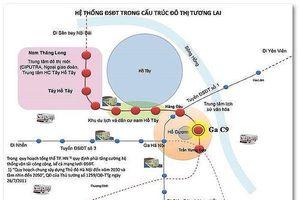 Hà Nội khảo sát dự án đường sắt đô thị Nam Thăng Long – Nội Bài