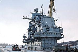 Đôi điều về tàu sân bay hạt nhân đầu tiên của Nga
