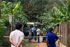 Vụ thi thể bị đổ bê tông: Hai nạn nhân đều là nam giới