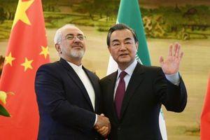Ngoại trưởng Iran thăm Trung Quốc sau khi từ chối khả năng đối thoại với Mỹ