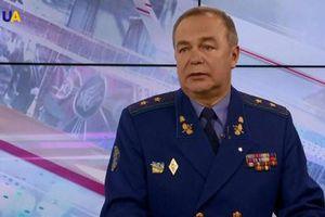 Tướng Ukraine cảnh báo 'ớn lạnh' nếu xung đột quân sự với Nga