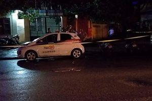 Đã xác định nguyên nhân nữ tài xế taxi bị đâm trọng thương ở Hà Nội
