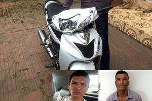 Đánh người, cướp xe máy, hai anh em ruột bị khởi tố tội giết người, cướp tài sản
