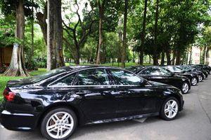 Định mức sử dụng xe ô tô công của đơn vị thuộc, trực thuộc Tổng cục