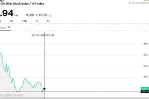 Chứng khoán sáng 17/5: VN-Index cầm cự tăng, khối ngoại đảo chiều mua ròng