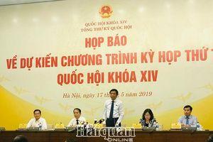 Quốc hội sẽ thông qua Luật Quản lý thuế (sửa đổi) tại kỳ họp thứ 7