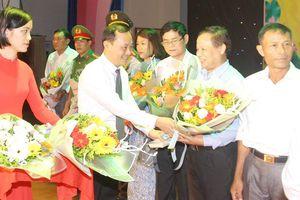 T.P Vinh: Tôn vinh 34 điển hình học tập và làm theo tư tưởng, đạo đức, phong cách Hồ Chí Minh