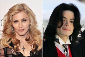 Madonna bênh vực Michael Jackson trước scandal phim tài liệu ấu dâm