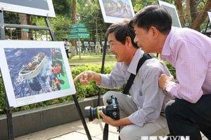 Khai mạc Liên hoan ảnh nghệ thuật khu vực Bắc Trung Bộ lần thứ 26