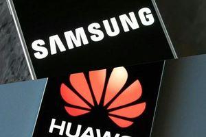 Samsung, Huawei đạt thỏa thuận 'đình chiến' pháp lý kéo dài nhiều năm