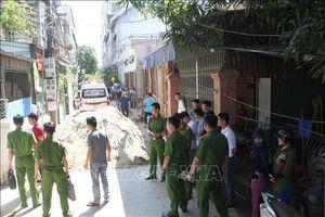 Điều tra vụ án mạng khiến hai vợ chồng thương vong ở Hà Tĩnh.