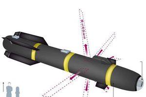 Mỹ gắn dao vào tên lửa tấn công khủng bố ở Syria