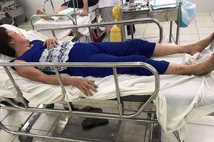 TPHCM: Hai phụ nữ lớn tuổi bị nhóm thanh niên tấn công giữa trung tâm Sài Gòn