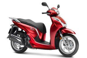 Cận cảnh Honda SH300i 2019, giá từ 276,49 triệu ở Việt Nam