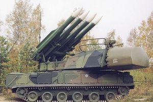 Tên lửa Buk-M1 Ukraine bắn hạ oanh tạc cơ chiến lược siêu thanh Tu-22M3 Nga