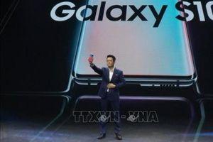 Samsung Galaxy S10 5G chính thức lên kệ tại Mỹ