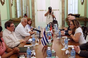 Cuba, Canada thảo luận về vấn đề Venezuela