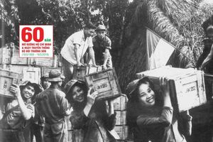 Phụ nữ với tuyến đường Hồ Chí Minh: Những tuổi xuân huyền thoại