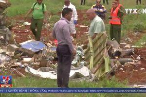 Cuba công bố nguyên nhân vụ tai nạn máy bay Boeing 737