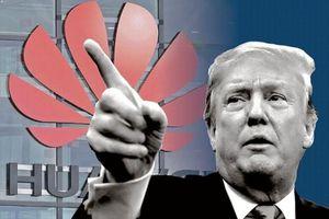 Mỹ giáng đòn lên 'con cưng' Huawei, Trung Quốc phản đối gay gắt