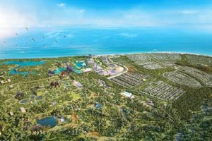 Nhà đầu tư muốn tăng quy mô dự án Safari Hồ Tràm lên 600ha