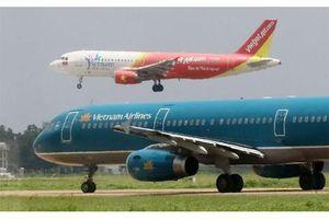 'Mở cửa bầu trời' để ngành hàng không Việt cất cánh
