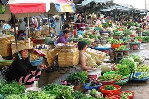 Hải Dương: Thúc đẩy hạ tầng thương mại nông thôn