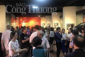 200 tài liệu, hiện vật tiêu biểu về Chủ tịch Hồ Chí Minh gây xúc động mạnh với người dân Thủ đô