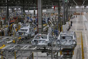 Bên trong nhà máy VinFast sắp được khánh thành vào tháng 6 tới đây