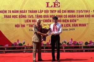 Huyện Gia Lâm: Tuyên dương 78 Cháu ngoan Bác Hồ - Chủ nhân Thăng Long