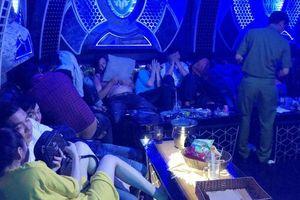 Liên tục phát hiện nhiều thanh niên mở 'tiệc ma túy' ở quán karaoke