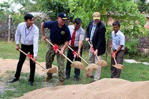 Pacific Partnership 2019 funds school building in Phu Yen
