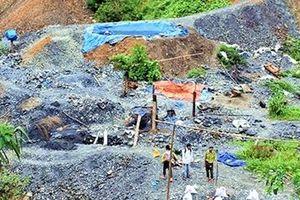 'Vàng tặc' lộng hành trong Khu bảo tồn thiên nhiên Sông Thanh