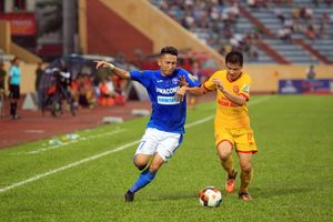Vòng 10 V-League 2019: Than Quảng Ninh vs TP HCM- Tiến vào hàng cọp