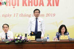 Kỳ họp thứ 7 lần đầu tiên triển khai 'Quốc hội điện tử'