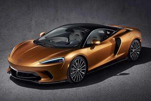 Mclaren ra mắt GT, mẫu siêu xe dành cho những chuyến đi dài