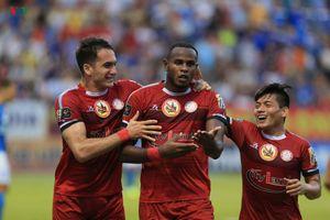 Đả bại Than Quảng Ninh, TP HCM bỏ xa Hà Nội FC trên bảng xếp hạng