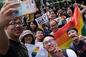 Đài Loan trở thành nơi đầu tiên ở châu Á chấp nhận hôn nhân đồng giới