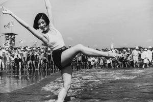 Geisha ở chợ hoa, người đẹp trên biển - ảnh hiếm về Tokyo xưa