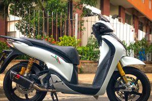 Honda SH 150i độ giảm xóc của 'siêu môtô' ở Sài Gòn