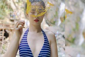 Hoa hậu Ngọc Hân lần hiếm hoi diện bikini sau 9 năm đăng quang