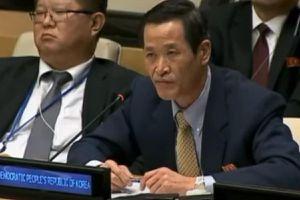Triều Tiên gọi Mỹ là 'côn đồ' vì giữ tàu hàng, yêu cầu LHQ can thiệp