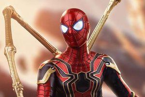 8 câu hỏi thú vị về bộ giáp Iron Spider do Iron Man chế tạo