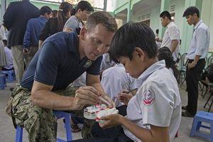 Đối tác Thái Bình Dương 2019 kết thúc điểm dừng chân tại Việt Nam