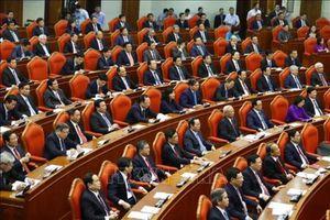 Thông cáo phiên bế mạc Hội nghị Trung ương 10 khóa XII