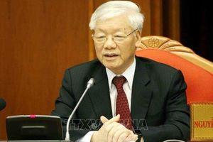 Phát biểu của đồng chí Tổng Bí thư, Chủ tịch nước Nguyễn Phú Trọng bế mạc Hội nghị lần thứ mười Ban Chấp hành Trung ương Đảng khóa XII